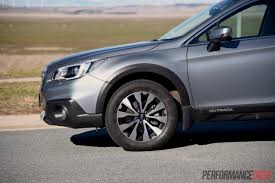 outback subaru 2015 subaru outback review video 2 0d u0026 2 5i performancedrive