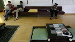 Furniture Company In Bangalore Companies Are Making Their Office Spaces Homier To Attract Younger