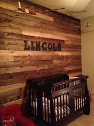 Rustic Wood Interior Walls Diy Cedar Wood Plank Wall Child U0027s Room