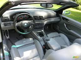 Bmw M3 Interior - grey interior 2003 bmw m3 convertible photo 50743572 gtcarlot com