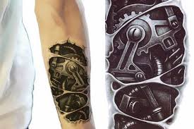 bionic temporary sleeve sleeve arm