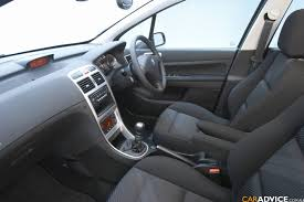 car picker peugeot 307 interior images
