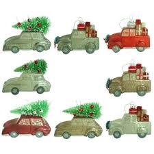 ornaments truck ornaments martha stewart