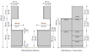 Kitchen Cabinet Depth Creative Idea  Base Cabinets HBE Kitchen - Height of kitchen base cabinets