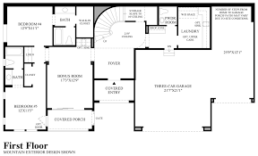 second empire floor plans villa lago at the promontory the varese home design