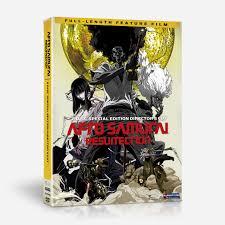 afro samurai stream u0026 watch afro samurai episodes online sub u0026 dub