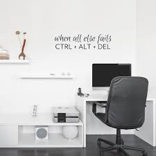 wall decal quotes for office home design furniture decorating cute