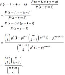 Binomial Probabilities Table Binomial Distribution From Wolfram Mathworld