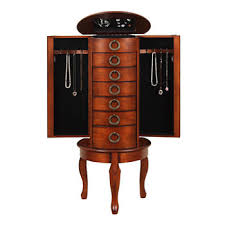jewelry armoires jewelry boxes u0026 armoires for jewelry u0026 watches