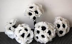 decoration mariage noir et blanc déco mariage noir et blanc élégante pour votre grand jour romantique