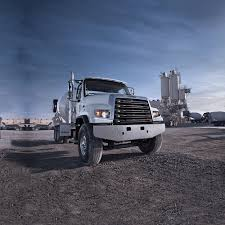 freightliner trucks concrete mixer truck vocational trucks freightliner trucks