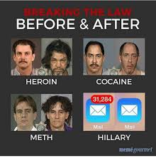 Heroin Meme - before after heroin cocaine 31284 mail mail meth hillary memé