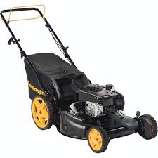 poulan pro 675 series briggs u0026 stratton walk behind lawn mower
