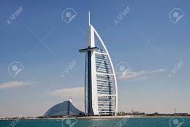 burj al arab u0026 jumeirah beach hotel stock photo picture and