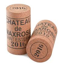 giant bordeaux wine cork stool