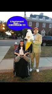 Lieutenant Dan Ice Cream Meme - our halloween costumes forrest gump lieutenant dan ice cream