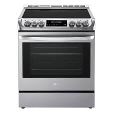 Lg Downdraft Cooktop Lg Kitchen Ranges U0026 Ovens Cook With Precision Lg Usa