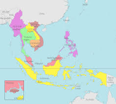 Define Political Map 8 Free Maps Of Asean And Southeast Asia Asean Up