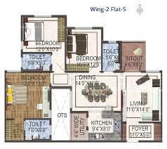 2 Wing Bedroom 2 Bhk Apartment For Sale In Bangalore 2 Bhk Flats For Sale In