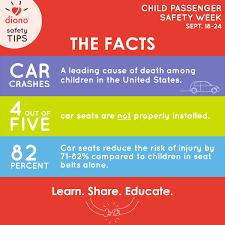 diono u2013 child passenger safety week