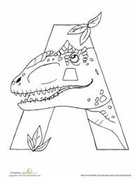dinosaur licking lollypop color coloring sheets