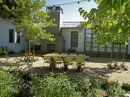Backyard Vineyard Design by St Helena Vineyard Retreat Garden Architecture Landscape