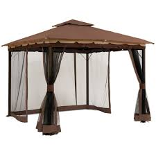 Patio Gazebos by Amazon Com 10 U0027 X 12 U0027 Mosquito Netting For Gazebo Canopy Patio