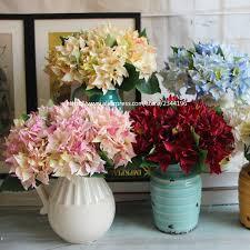 White Hydrangea Centerpiece by White Hydrangea Centerpieces Promotion Shop For Promotional White