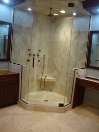 Bathroom In Italian by Kg Marble Designs Inc Italian Travertine Master Bathroom And