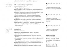 Sample Lpn Resumes by Fashionable Inspiration Sample Lpn Resume 9 Lvn Samples Cv