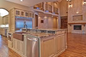 kitchen island with sink and seating kitchen island sink and cooktop new home ideas designs dimensions
