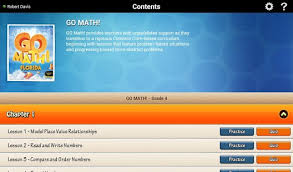 go math daily grade 4 android apps on google play