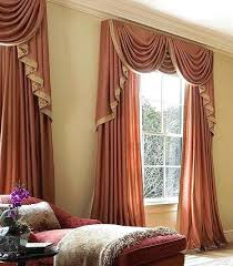 Fall Color Curtains Captivating Spice Colored Curtains Decor With Fall Color Curtains