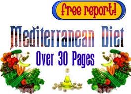 mediterranean diet food list u2013 let u0027s start shopping