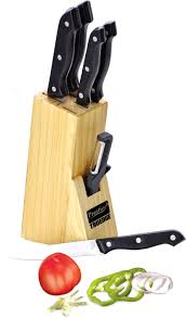 prestige tru edge steel knife set price in india buy prestige