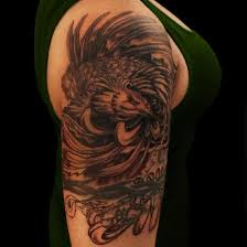 phoenix half sleeve tattoo designs for women full tattoo