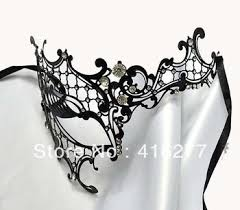 masquerade masks for women buy rhinestone phantom laser cut metal venetian masquerade mask