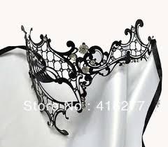 masquerade mask for women buy rhinestone phantom laser cut metal venetian masquerade mask