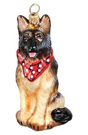 to the world collectibles german shepherd ornament you can
