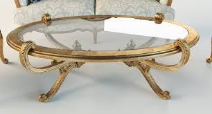 Sofa Table 3d Model Luxury Sofa Table Set Cgtrader