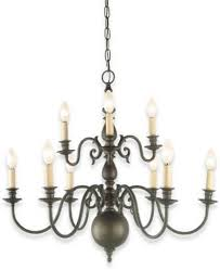 Bronze Chandelier With Shades Bronze Chandeliers Easy Home Concepts