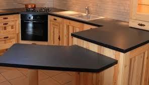 cuisine plan travail matiere pour plan de travail cuisine home design nouveau et
