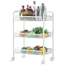 Desserte Cuisine Inox Roulettes by Homify