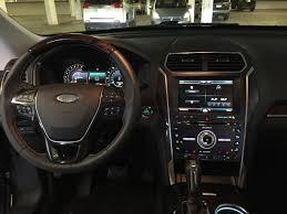 Ford Explorer 2016 Interior 2016 Ford Explorer Platinum Where Luxury Meets Adventure Weyi