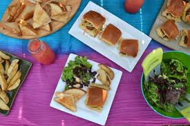 Summer Lunch Recipes Entertaining - easy stress free recipes for summer entertaining
