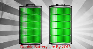 Home Gadgets 2016 New Battery Technology 2016 Double The Running Life Of