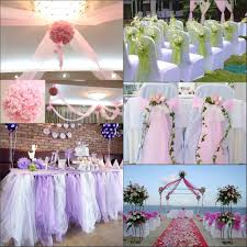 discount wedding supplies 2017 2015 organza chairs table covers wedding decorations supplies