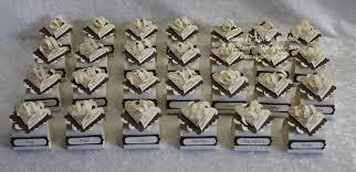 ideen tischkarten hochzeit tischkarten goodies zur hölzernen hochzeit majascards