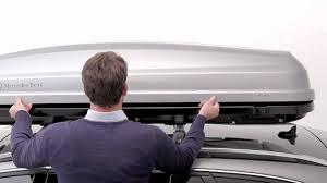 mercedes c class roof bars mercedes c class carrier systems