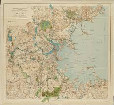 Maps Of Boston by File Map Of The Metropolitan District Of Boston Massachusetts